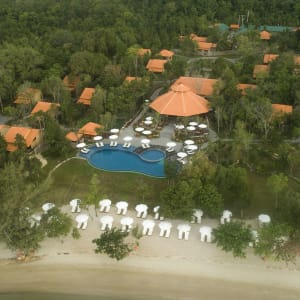 Green Bay Phu Quoc Resort & Spa: Aerial View