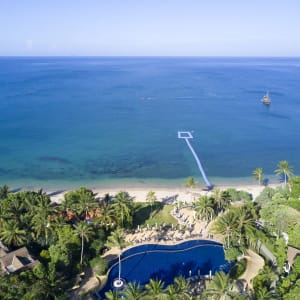 Rawi Warin Resort and Spa à Ko Lanta: Aerial View