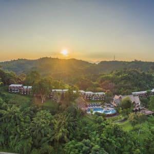 Anantara Golden Triangle Elephant Camp & Resort à Triangle d'Or: Aerial View