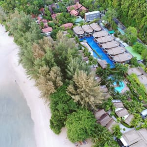 Tup Kaek Sunset Beach Resort à Krabi: Aerial View