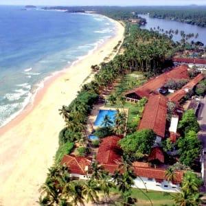 Avani Bentota Resort: Aerial View