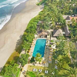 The Oberoi Beach Resort, Bali à Sud de Bali: Aerial View