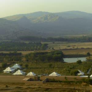 Aman Geniesser-Reise ab Jaipur: location: Aerial View