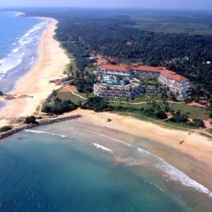 Taj Bentota Resort and Spa: Aerial View