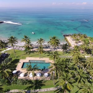 Candi Beach Resort & Spa in Ostbali: Aerial View