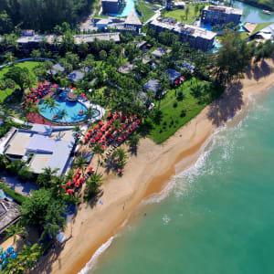 Ramada Resort by Wyndham Khao Lak:  Aerial View