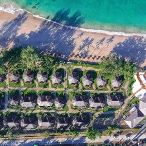 Pristine Mermaid Resort in Ngapali: Arial View