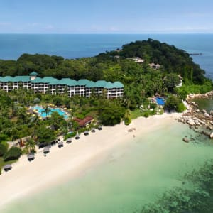 Angsana Bintan: Bird's View