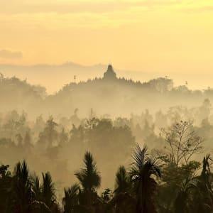 Plataran Borobudur Resort & Spa in Yogyakarta: In the morning