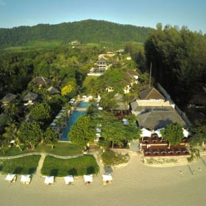Layana Resort & Spa in Ko Lanta: Layana Aerial View