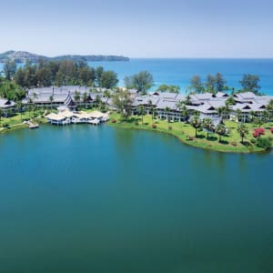Outrigger Laguna Phuket Beach Resort: Overview