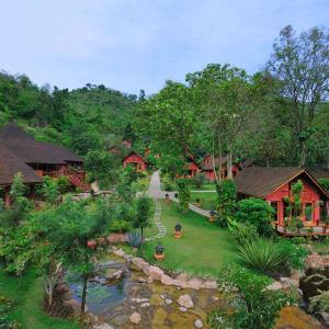 Pristine Lotus Resort à Lac Inle: Pristine Lotus Resort
