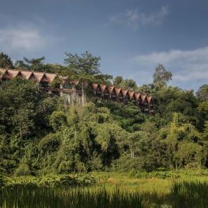 Anantara Golden Triangle Elephant Camp & Resort à Triangle d'Or: Resort Exterior
