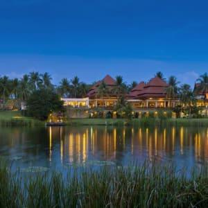 Banyan Tree Phuket: Resort Laguna View Lobby Panorama