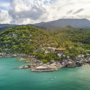 Panviman Resort in Ko Phangan: surrounding