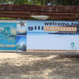 Gili Nanggu à Lombok: Lombok Gili Nanggu