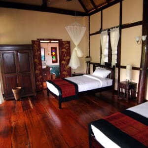 Découverte active de Luang Prabang: Luang Prabang: Lao Spirit Room