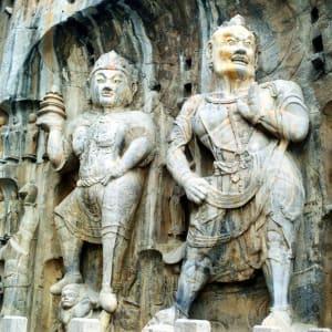 China für Geniesser mit Luxus-Kreuzfahrt auf dem Yangtze ab Peking: Luoyang Longmen Grottoes