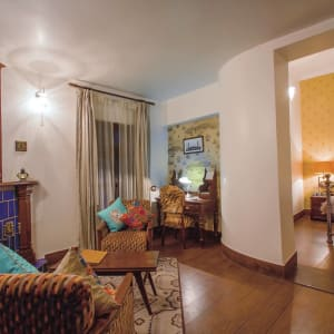 Jaagir Lodge Safari ab Lucknow: Luxury Room