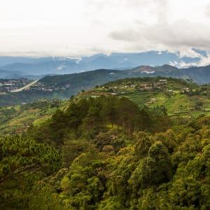 Nord-Luzon Rundreise ab Manila: Luzon Baguio City beautiful landscape