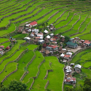 Nord-Luzon Rundreise ab Manila: Luzon Banaue Batad Rice terraces