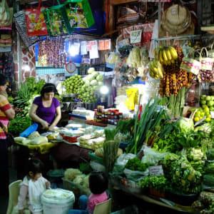 Nord-Luzon Rundreise ab Manila: Luzon Banaue Market