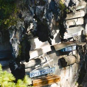 Nord-Luzon Rundreise ab Manila: Luzon Sagada hanging coffins