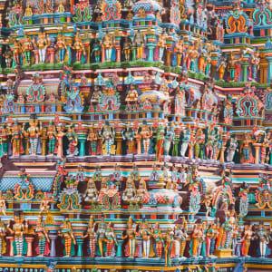 Höhepunkte Südindiens ab Chennai: Madurai Menakshi Temple