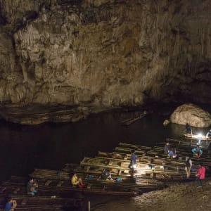 Circuit en voiture de location Mae Hong Son de Chiang Mai: Mae Hong Son - Lot Cave (Tham Lot Höhle)
