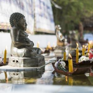 Mietwagenrundreise Mae Hong Son ab Chiang Mai: Mae Hong Son - Wat Phrathat Doi Kongmu