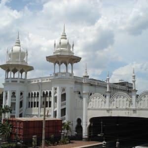 Stadtrundfahrt in Kuala Lumpur: Malaysia Kuala Lumpur Train Station