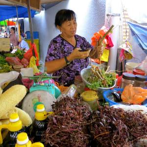 Kuala Lumpur à pied: Malaysia Market