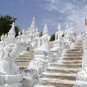 Myanmar - Land der Tempel und Pagoden ab Mandalay: Mandalay Mingun