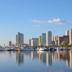 Tour de ville de Manille, demi-journée: Manila Bay