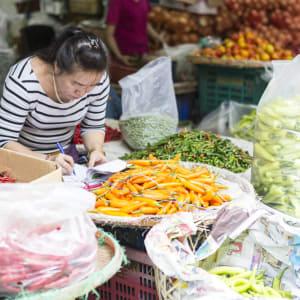 Air's Thai Culinary Kitchen - Cours de cuisine à Chiang Mai: Markets