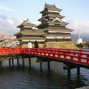 Au pays du soleil levant de Tokyo: Matsumoto Castle