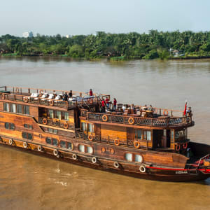 Mekong Delta Fluss-Kreuzfahrten mit «Gecko Eyes» Privatboot ab Saigon: ME overview 3