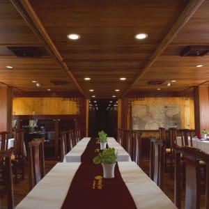 Mekong Delta Fluss-Kreuzfahrten mit «Mekong Eyes» ab Saigon: ME restaurant 2