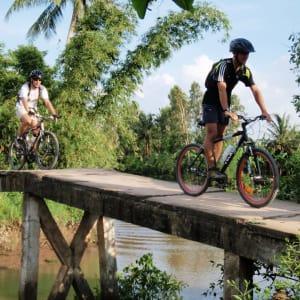 Erlebnis Mekong Delta in Saigon: Mekong Delta: Bike Tours
