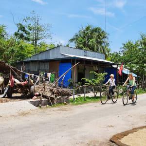 Das Mekong Delta aktiv erleben ab Saigon: Mekong Delta: Biking