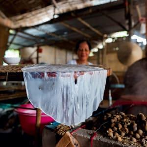 Glanzlichter Vietnam - von Saigon nach Hanoi: Mekong Delta food making