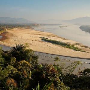 Circuit en voiture de location Triangle d'Or de Chiang Mai: Mekong River Golden Triangle