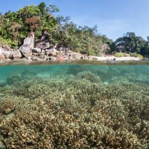 Croisière en voilier dans l'archipel paradisiaque des Mergui de Kawthaung: Mergui Archipelago