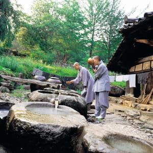 Temple Stay de Busan: Monks