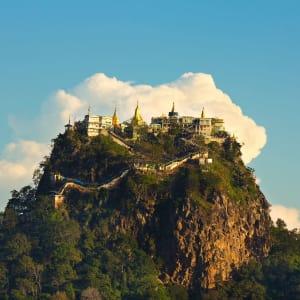Myanmar - Land der Tempel und Pagoden ab Mandalay: Mount Popa