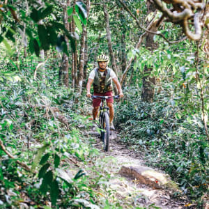 Shinta Mani Wild - Luxus Adventure Package ab Phnom Penh: Mountain Biking in the jungle 3