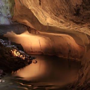 Les hauts lieux de Bornéo de Kuching: Mulu Caves