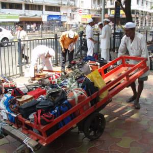 Mumbai autrement: Mumbai Dabbawalas 001