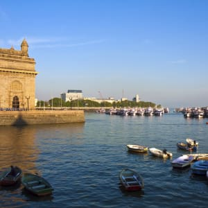 Unbekanntes Gujarat ab Ahmedabad: Mumbai: Gateway of India