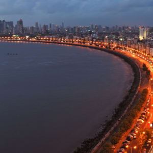 Héritages culturels Ellora & Ajanta de Aurangabad: Mumbai: Marine Drive